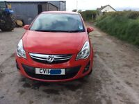 FOR SALE - Vauxhall Corsa 1.2 Diesel