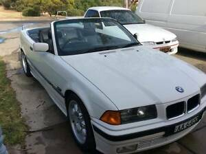 BMW 325i Convertible Gawler East Gawler Area Preview