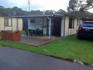 Caravan - On Site, Merry Beach Caravan Park, Kiola NSW Kioloa Shoalhaven Area Preview