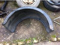 Ford Transit Truck, Tipper, Luton, Recovery, flat bed, drop side REAR WHEEL ARCH