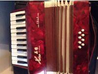 kexo accordion?