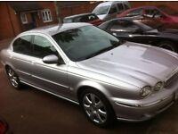 x-type jaguar 2.1 petrol 2005, jaguar engine not ford, 12Months MOT, fantastic condition £1750