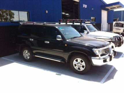 Toyota landcruiser 100 series wrecking Campbellfield Hume Area Preview