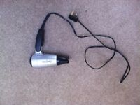 Babyliss travel hairdryer Working
