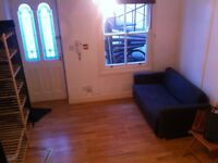 Lovely basement studio in central location - rent inclusive of council tax and water