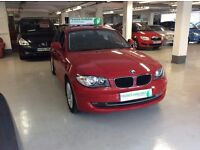 FINANCE AVAILABLE GOOD, BAD OR NO CREDIT**BMW 1 SERIES 116i 2.0 5DR**
