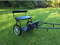 Small pony cart for sale - excellent conditon