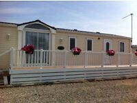 Willerby Lyndhurst Static Caravan, Black Rock Sands.