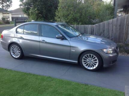 2009 BMW 320i EXECUTIVE STEPTRONIC, HEATED SEATS, RWC 78,200 KM'S Niddrie Moonee Valley Preview