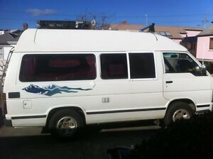 FOR SALE- much loved 'Juan'- 1987 4WD Toyota Hiace Campervan Hobart CBD Hobart City Preview