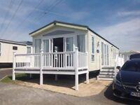 Platinum Sea View 2 bedroom (6 berth) caravan Haven, Littlesea, Weymouth
