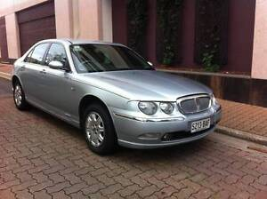 2002 Rover 75 Club Sedan Adelaide CBD Adelaide City Preview