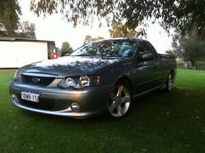 2004 Ford Falcon Mkll XR6 Ute Donnybrook Donnybrook Area Preview