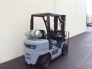 NISSAN FORKLIFT L SERIES 2.5T -Finance or (*Rent-To-Own *$86 pw) Boronia Knox Area Preview