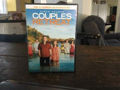 (very Good) Couples Retreat (DVD, 2010) - Good Couples Movies
