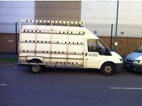 Van Van Rack for ford transit or other van, Glazier Van rack MUST GO !!!