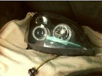 Renault Clio Mark 2 Angel Eyes Headlight Pair Delivery Available £75 ONO