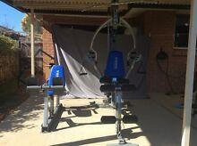 York g8 home gym with leg press Mount Annan Camden Area Preview