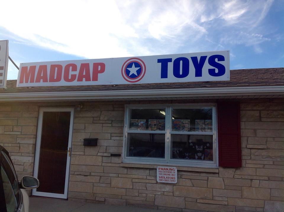 Madcap Toys