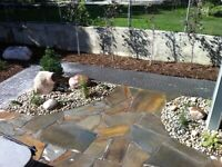 Spring has Come!  Landscaping and Hardscaping