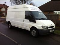 Ford Transit 2005 Long Wheel Base High Roof Drives Very well