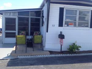 maison mobile Hallandale