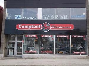 Grande liquidation d'équipements de Skis, bottes, lunettes chez Comptant illimite.com