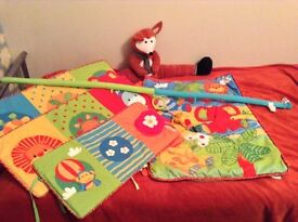 Mothercare 2in1 Baby Play Mat