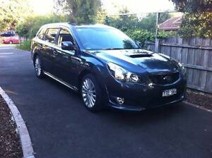 2012 Subaru GT Liberty Wagon Safety Beach Mornington Peninsula Preview