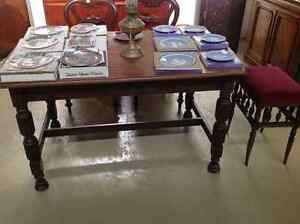 Antique table Port Sorell Latrobe Area Preview