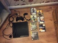 For sale: ps3 console, controller, leads, few games