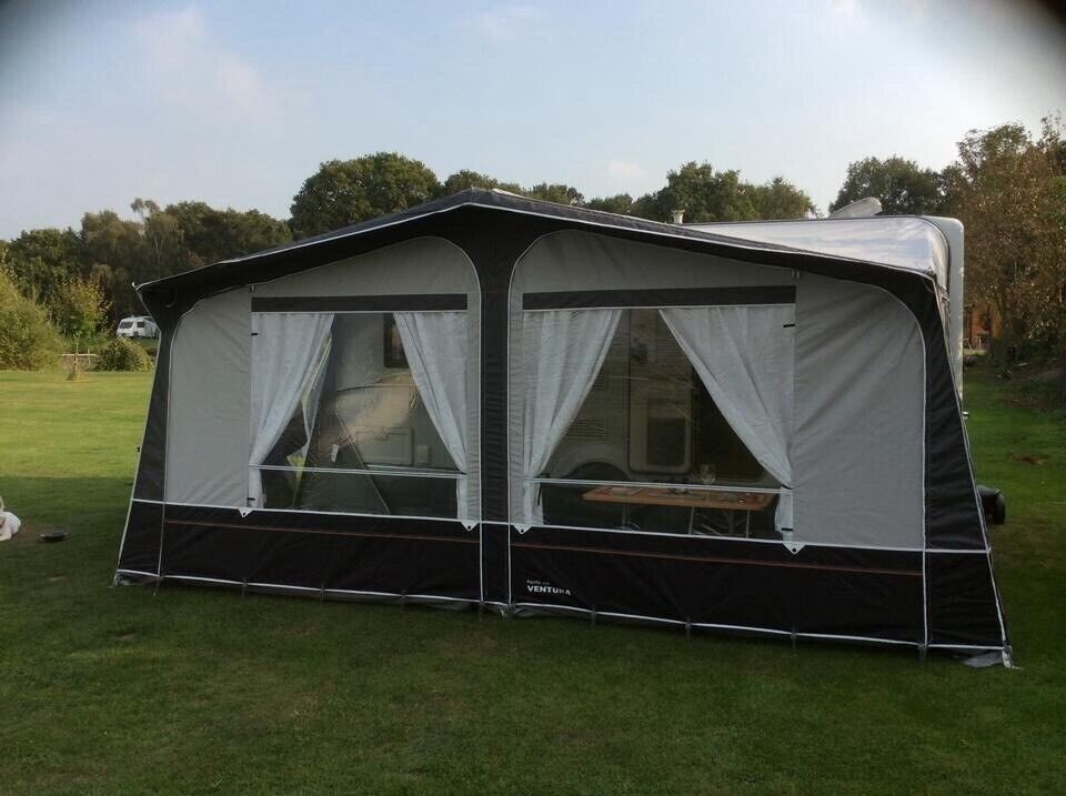 Ventura Pacific 250 (size A925) caravan awning by Isabella ...