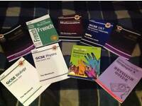 GCSE Revision Guides And Workbooks