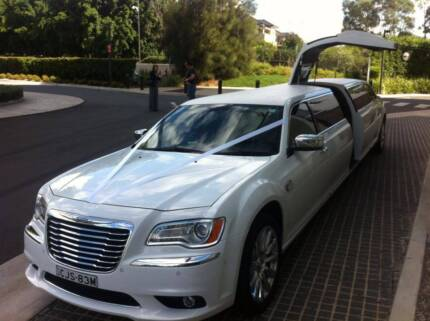Very Cheap Wedding Limousine Hire Ryde - Eastwood - Five Dock Ryde Ryde Area Preview