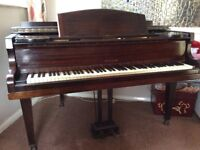 Baby Grand Piano by Benson. Circa 1930's