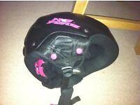 Snowboard Boots & Helmet