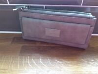 Women's Parfois Grey Purse Brand New (without tags) - £3