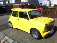 Mini Cos 1.3 supercharged