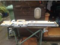 Brother knitting machine collection from Hayle Cornwall make an offer and collect....