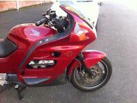 1991 Honda st1100. Years mot.