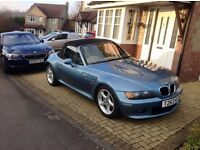 BMW Z3 2.8 roadster .End of season Sale...