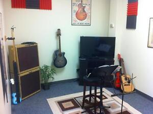 Learn Guitar, Piano, Voice, & Drums at North Bay School of Music