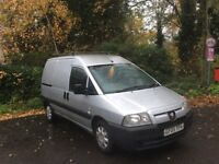Peugeot expert 1.9 non turbo 2005 in silver