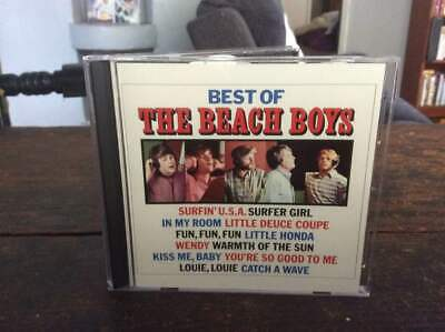 (Very Good) Best Of The Beach Boys