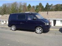 1991 VW T4 pop top and trailer