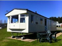 Haven Devon Cliffs 8 Berth Caravan, DG, Heating, Full Sea View, Private Drive