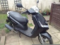 VERY GOOD CONDITION SCOOTER FOR SALE 125