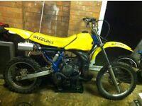 2000 Suzuki rm 80