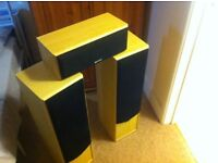 Acoustic Solutions Speakers £70 Cowley-Oxford