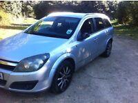 2006 Vauxhall Astra 1.8 automatic mot till oct £450